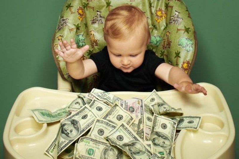 遺贈稅是子孫對未知出生家庭的保險機制。(網路圖片)