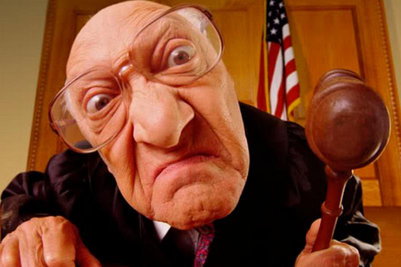 法律吃人乎?亦或是,法律癡人乎?(網路圖片)