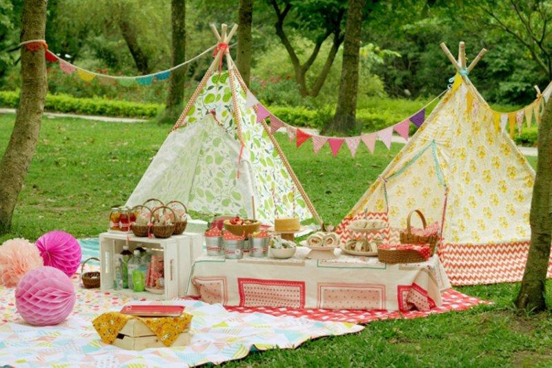 趁周末沒事不妨出去野餐吧!(圖/decomyplace)