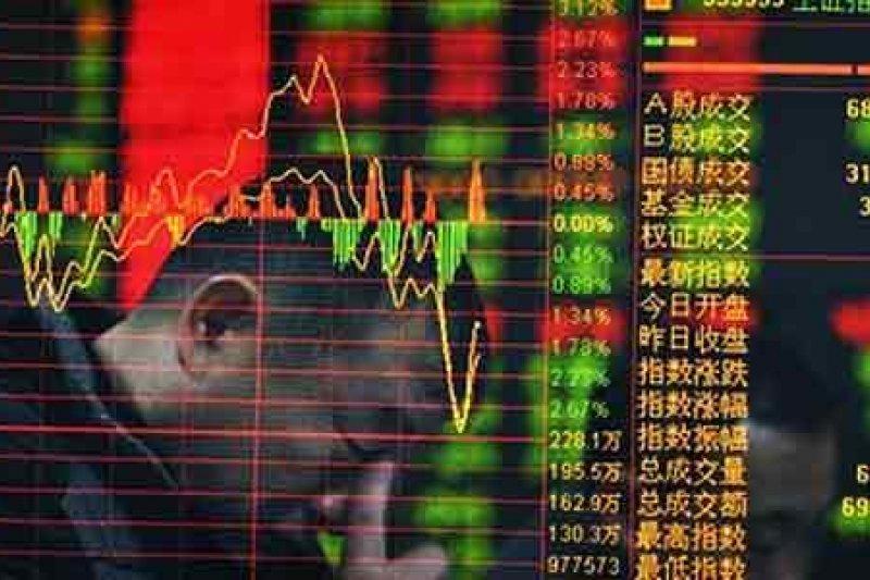中國股市本周出現金融海嘯以來單周最大跌幅,泡沫是否將盡了呢?(取自網路)