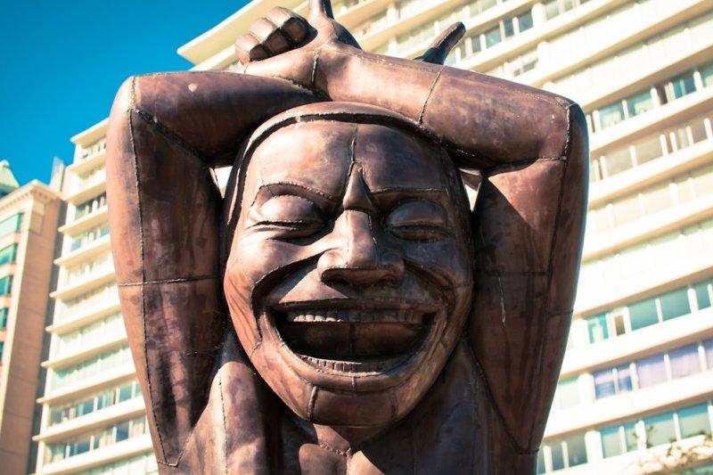 你願意出多少錢?買下這樣的笑容。photo credit: Michelle Lee@flickr (CC BY 2.0)