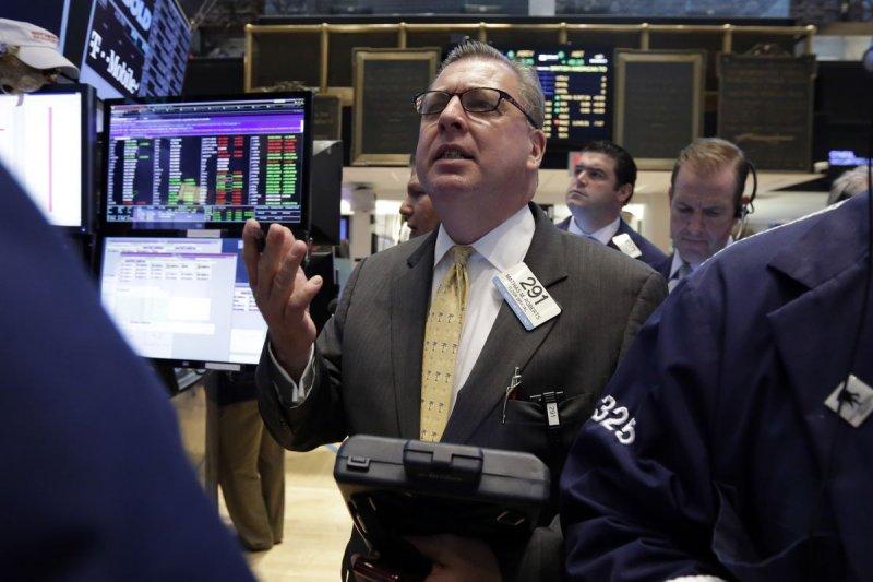 美國華爾街股市