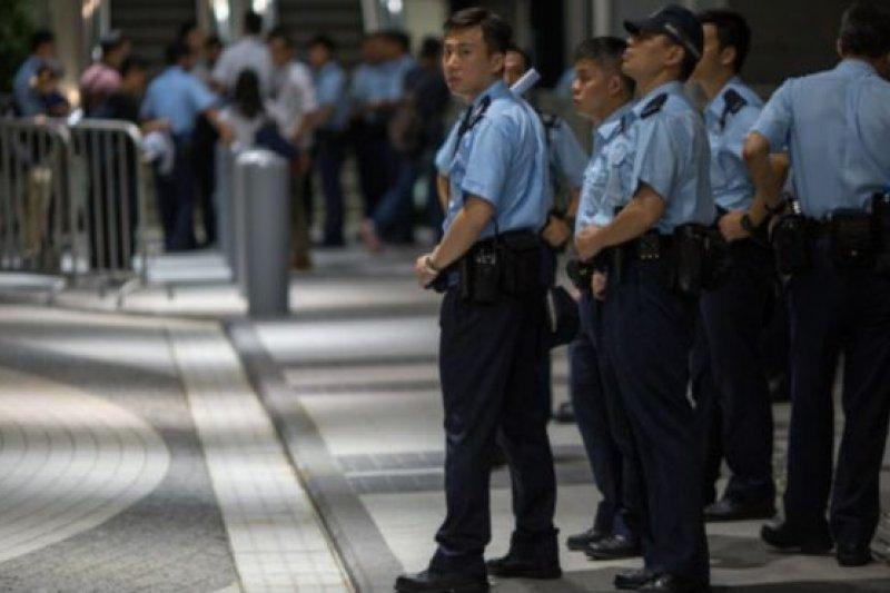 「七警案」判決引發社會上某類人士和警察團體的強烈反響,原來「黑警」的毒害竟然又再捲土重來。(資料照,取自BBC中文網)