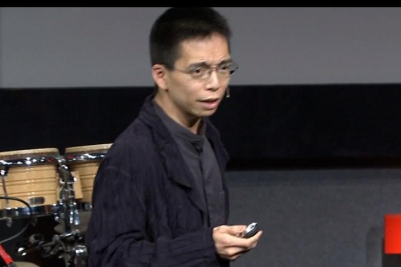 日裔美籍的傳奇設計師約翰・前田(John Maeda)。