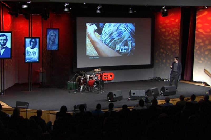 日裔美籍的傳奇設計師約翰・前田(John Maeda)的TED演講。