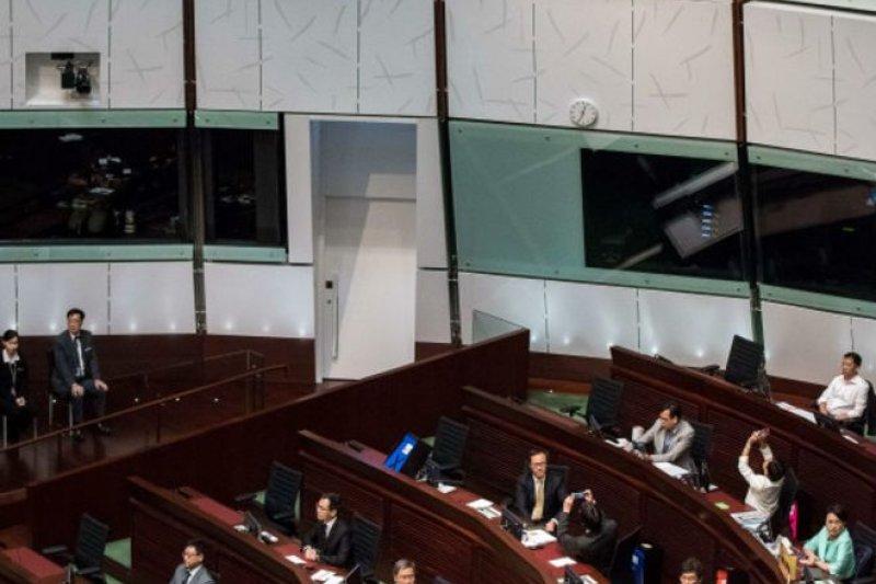 香港立法會。(資料照)