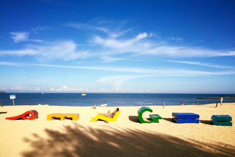 一起到澎湖的蔚藍大海徜徉吧!