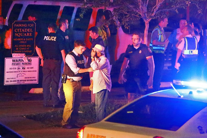 查爾斯頓(Charleston)17日晚間驚傳槍擊案