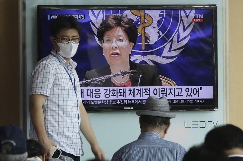 世界衛生組織建議,MERS疫情可望解除。(美聯社)
