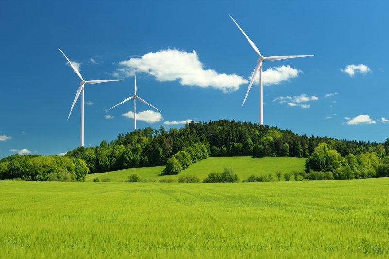 台灣的風力發電