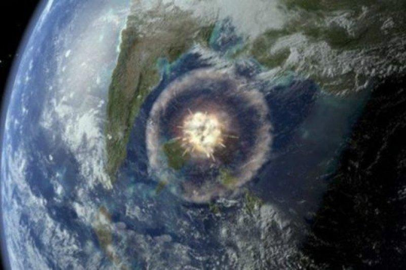 大約6500萬年前的白堊紀晚期,隕星撞擊地球可能導致包括恐龍在內的物種大滅絕。