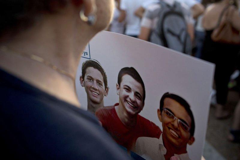 被哈瑪斯綁架、殺害的3名以色列青少年(美聯社)