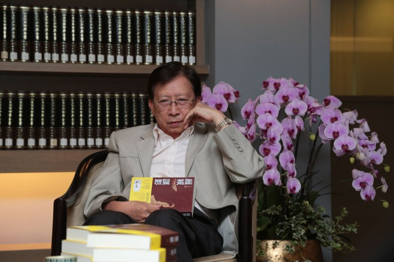 20150624-018-專訪劉兆玄談新書《雁城諜影》-余志偉攝.jpg