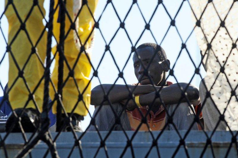 歐洲地中海移民潮危機。(美聯社)