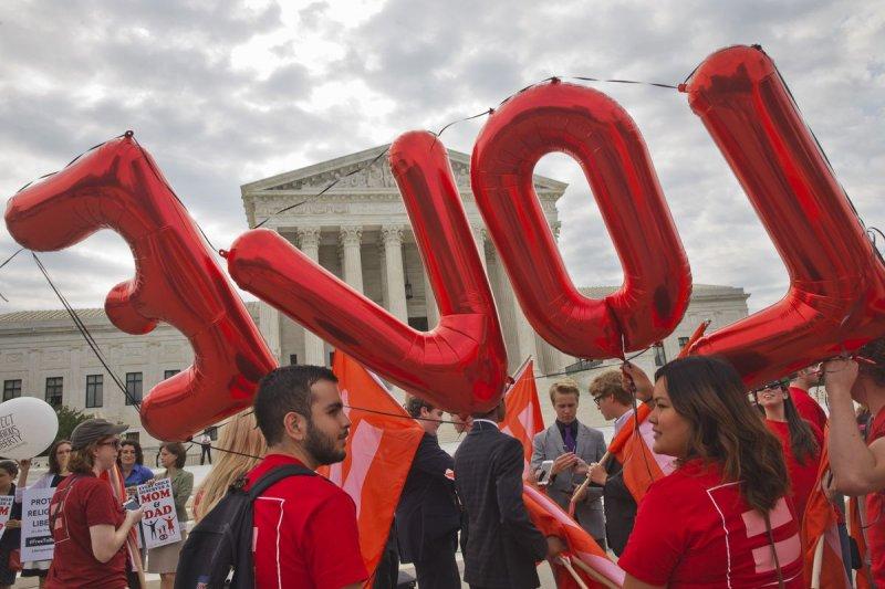 美國聯邦最高法院歷史性判決:全美國同性婚姻合法化