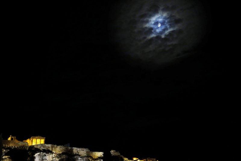 希臘倒債危機即將引爆。(美聯社)
