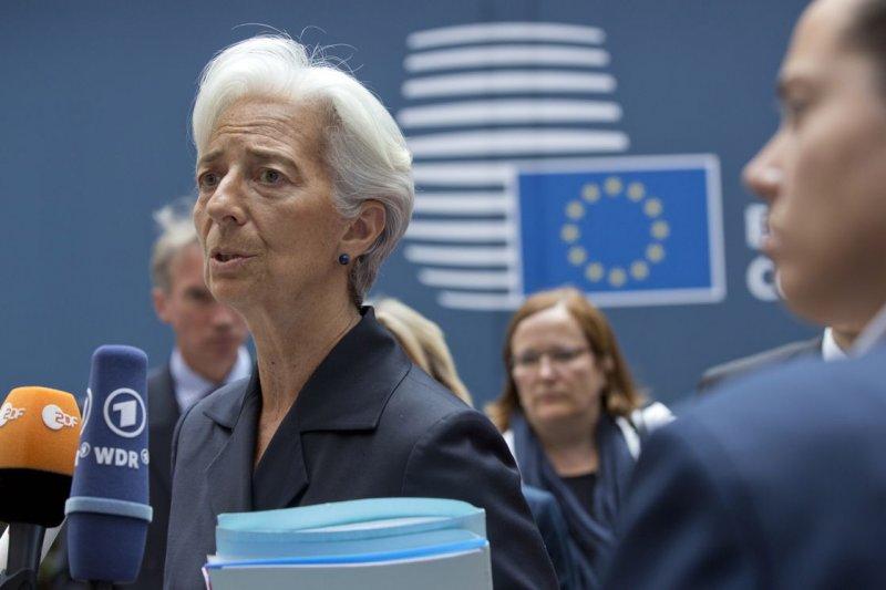 IMF總裁拉加德(美聯社)