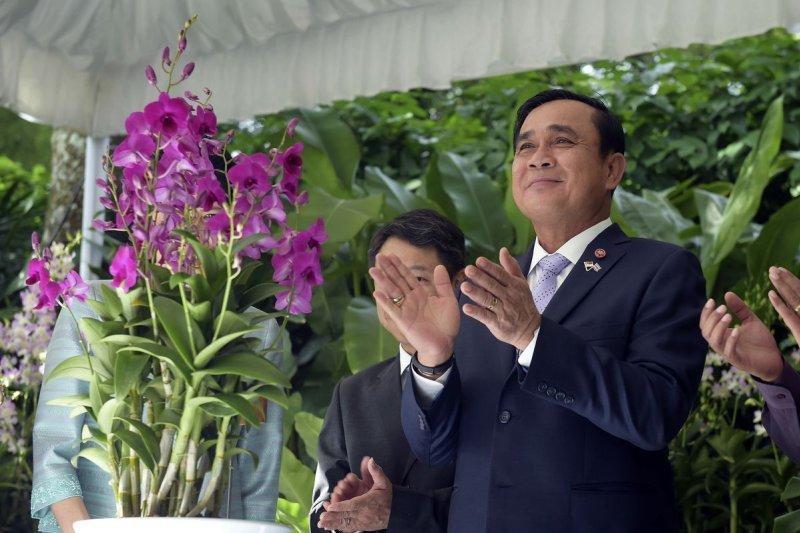 泰國總理帕拉育(Prayuth Chan-ocha)(美聯社)