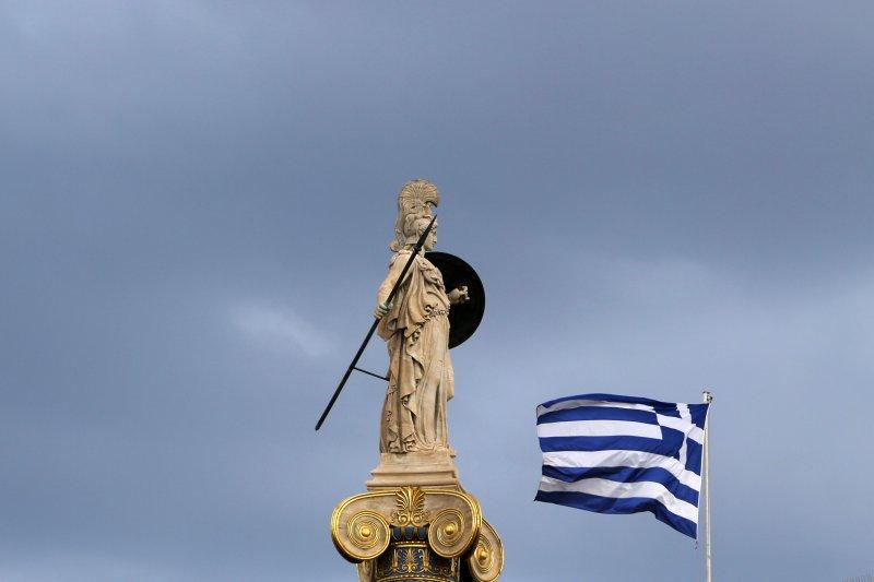 希臘就算撐過了這一關,但到底什麼時候才脫離撙節惡夢?沒人知道。(美聯社)
