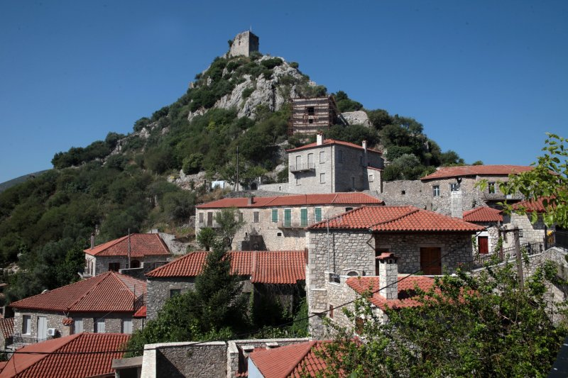 Greece Resilient Villages(美聯社)