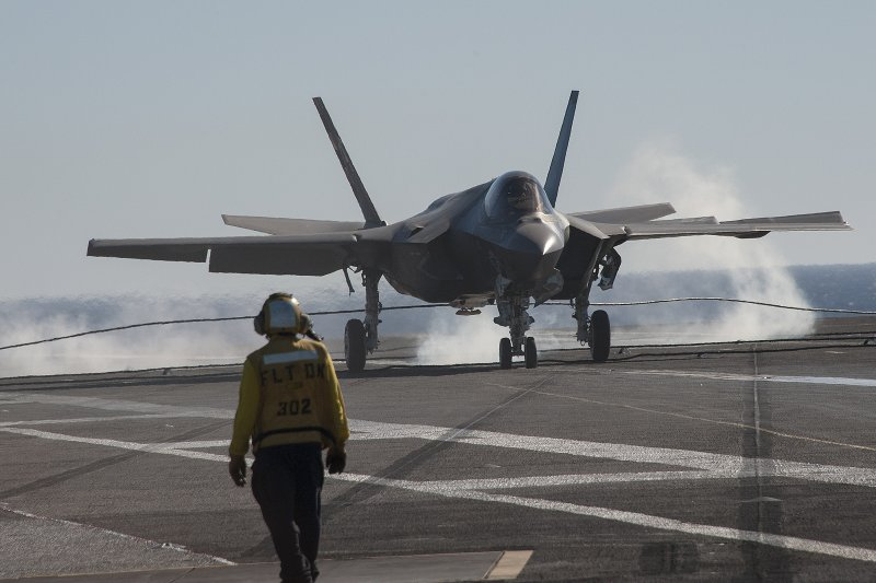 F-35(美國海軍官網)