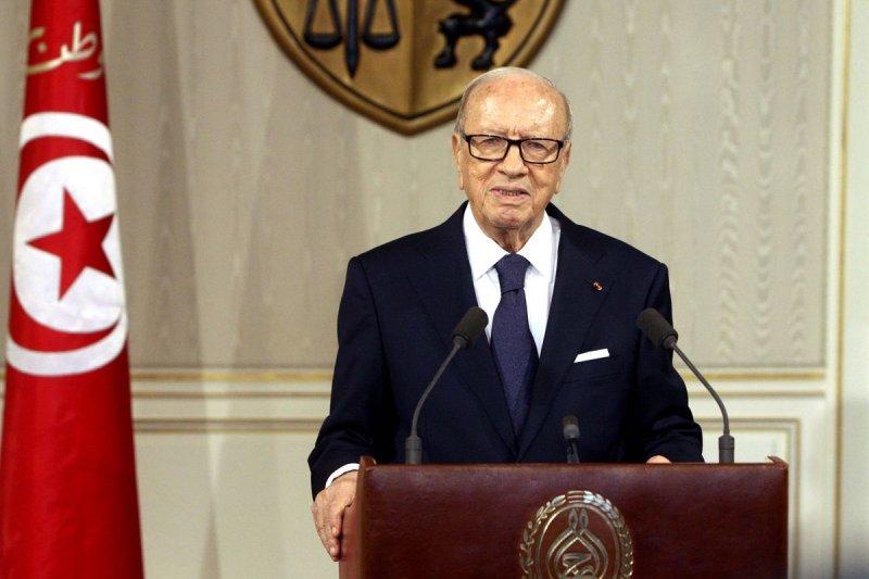 突尼西亞恐攻事件,總統埃塞卜西4日宣布全國進入緊急狀態(美聯社)