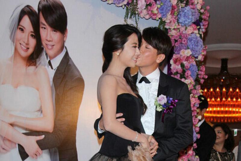 陶喆去年為迎娶江姵蓉打造了兩億頂級婚禮。(網易)