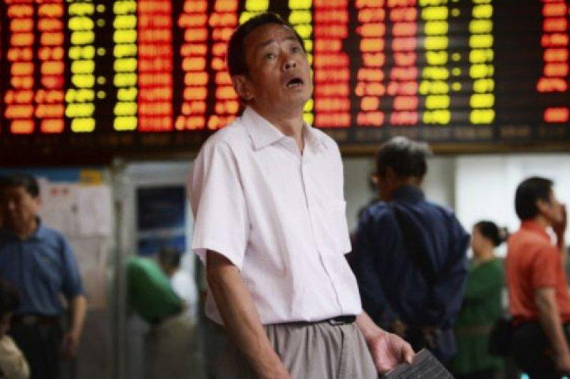 中央政府比任何人都清楚股市上漲受借貸驅動。(BBC中文網)