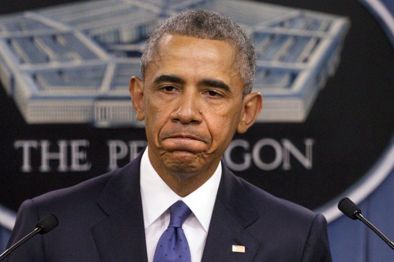 歐巴馬自陳,打擊伊斯蘭國是一場長期抗戰。(美聯社)