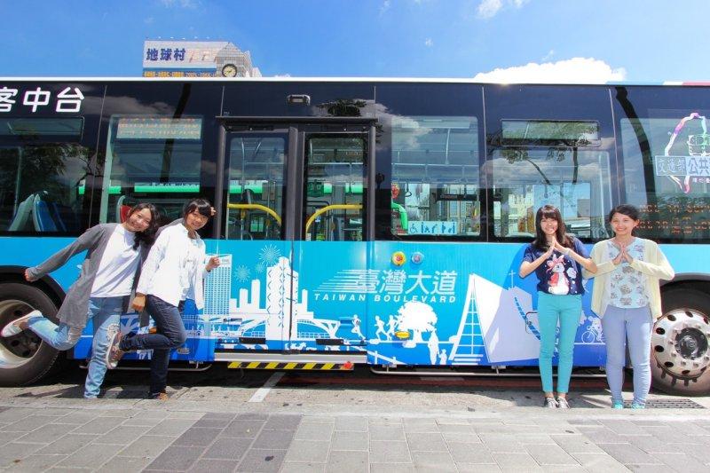 台中市優化公車上路,BRT正式走入歷史,雖然過程略有混亂,但整體交通數據已較為改善。(取自台中市交通局網站)
