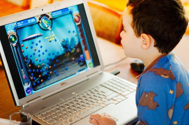 小朋友比你想像中的有能力、潛力可以開發出創新並且實用的應用程式(圖/flickr@David Goehring)