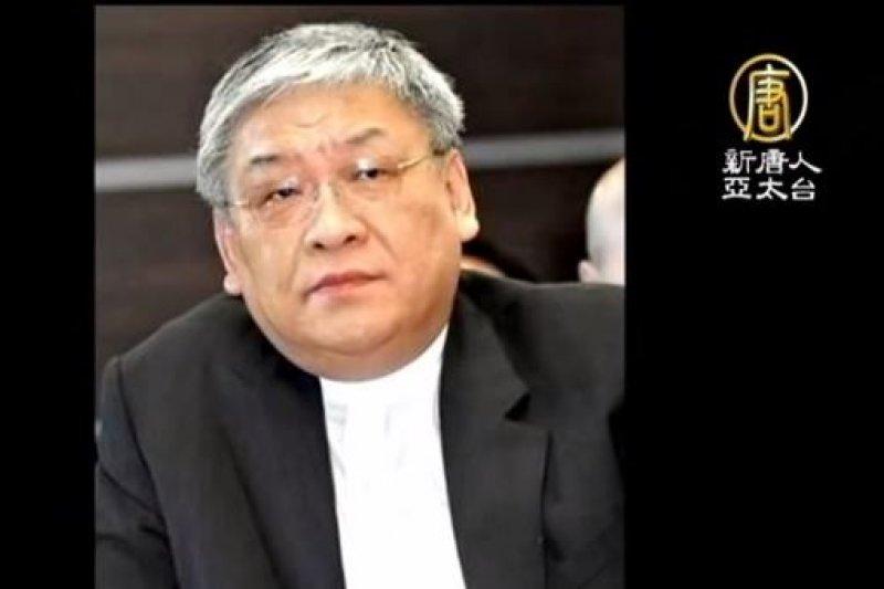 年代公司負責人練台生因違約遭判6個月。(取自新唐人亞太電視台)