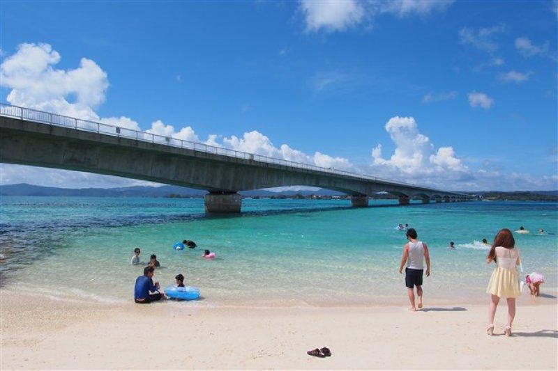 沖繩自駕遊,融入在地生活(圖/欣傳媒)