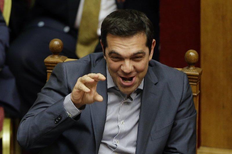 齊普拉斯 希臘債務。(美聯社)