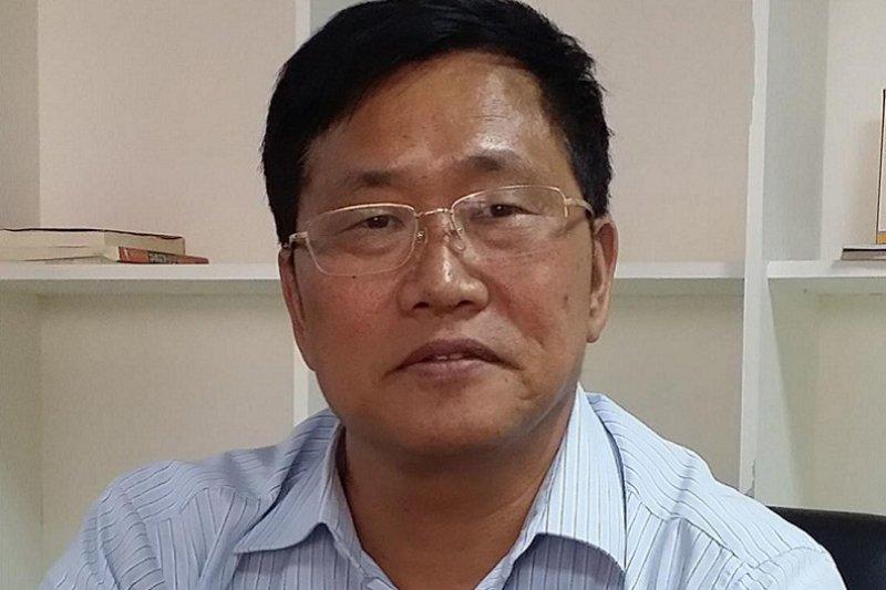 北京維權律師、鋒銳律師事務所主任周世鋒於七月上旬失聯。(取自新公民運動)