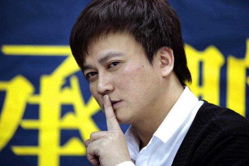 中國知名足球記者與時事評論人李承鵬。(取自推特)