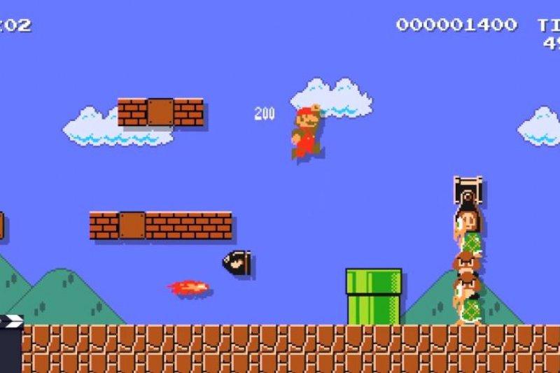 瑪利歐一直是任天堂人氣居高不下的遊戲人物(圖/取自Nintendo公式チャンネル@youtube)