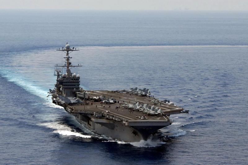 美國日前發表南海政策,表示不會保持中立。(取自推特)
