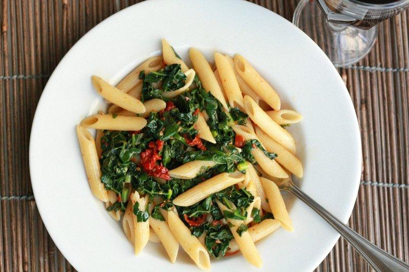 美味的義大利麵,其實不是源自義大利?(圖/Jennifer@flickr)