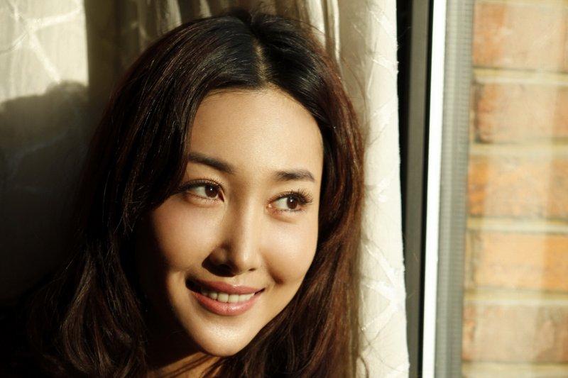 中國女星兼電影製作人陳祉希(取自網路)