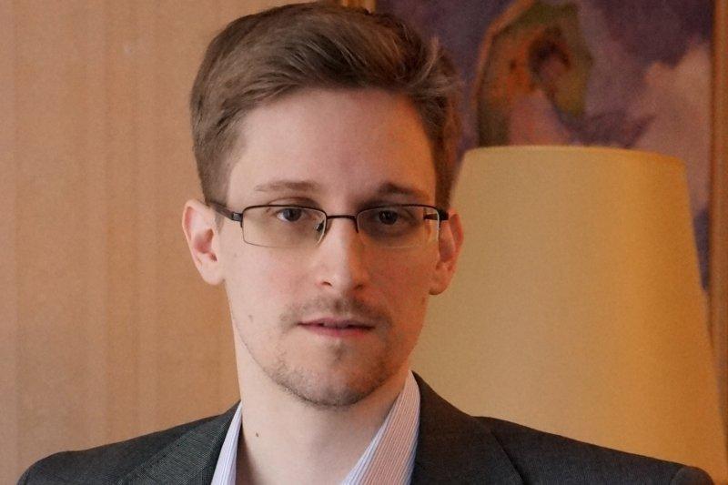 史諾登(Edward Snowden)(取自網路)
