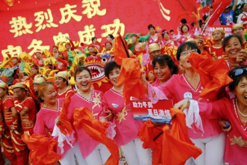 北京繼2008年主辦夏季奧運會後,再度奪得2022年冬奧會主辦權。