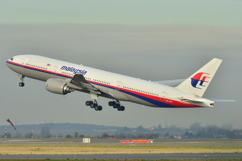馬來西亞航空MH370班機(維基百科)