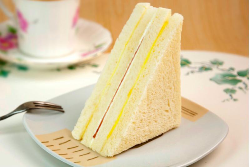 洪瑞珍三明治惹食物中毒 香港暫禁進口與銷售。(洪瑞珍網站截圖)