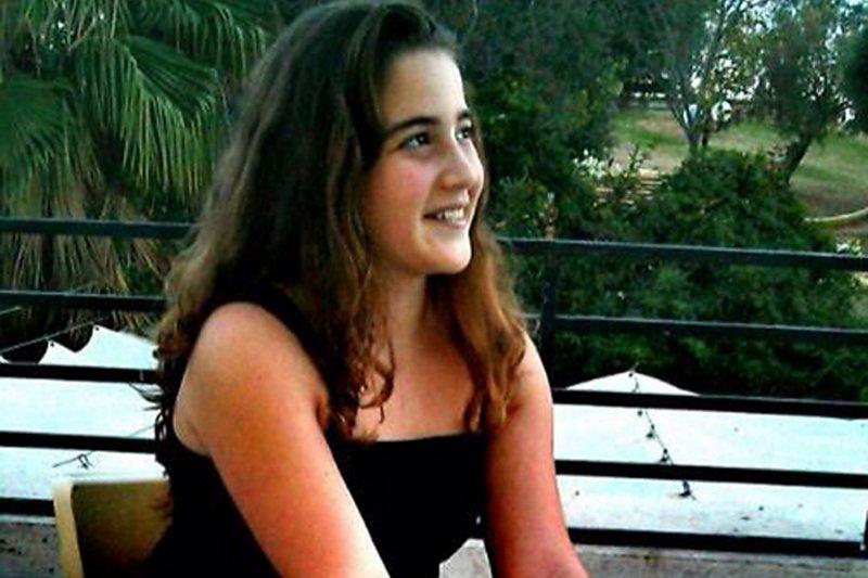 以色列遇害同志少女席拉.班奇(Shira Banki)(取自網路)