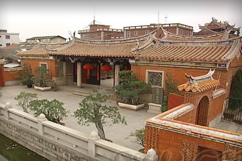 泉州的陳埭丁氏宗祠對阿拉伯祖先有詳細記載。(兩岸宗祠旅遊網)