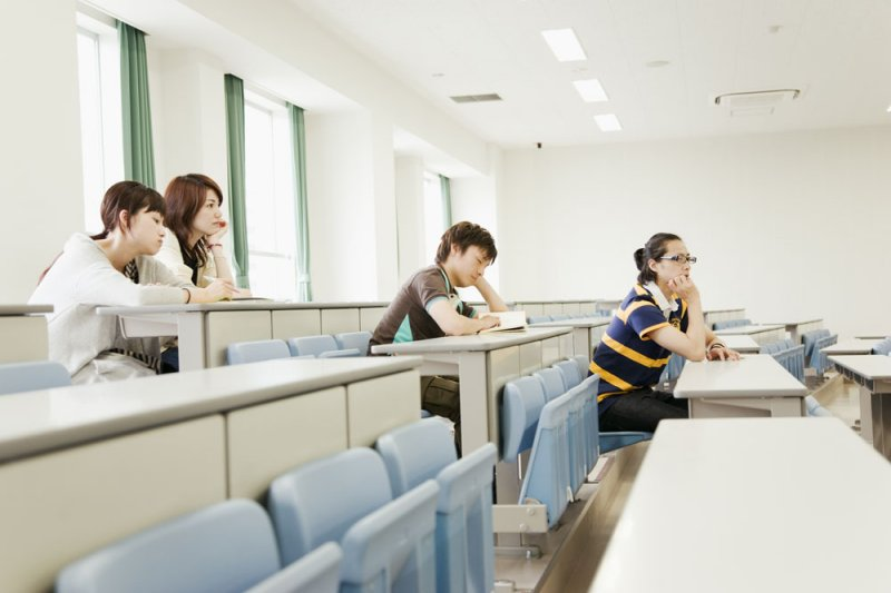 今日(6)大學指考放榜,全台大學缺額人數再創新高,一共缺額522人,顯示台灣教育未來將面臨新問題。(取自taopic)