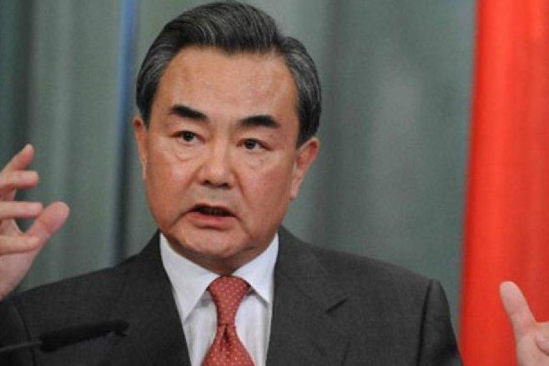 中國外長王毅。(BBC中文網)