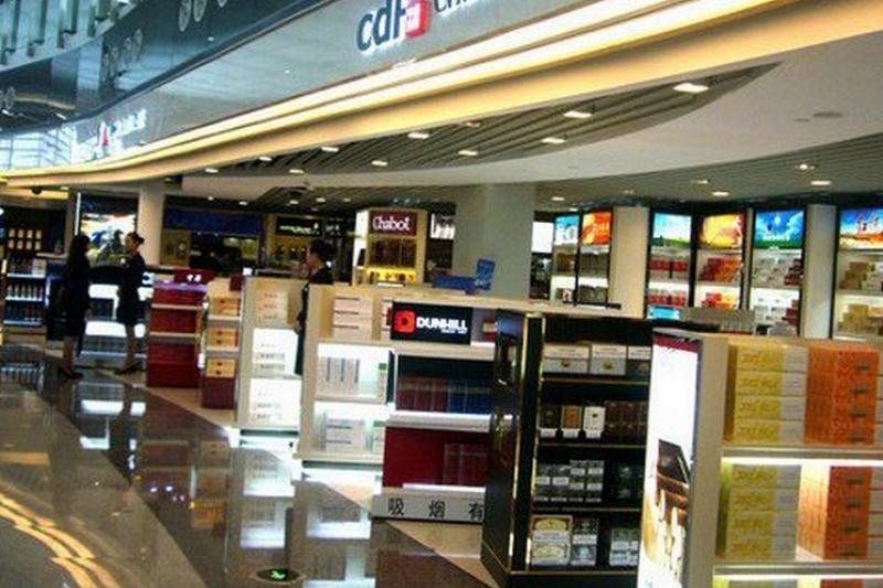 機場免稅菸是觀光客最愛之一。(旅遊網)