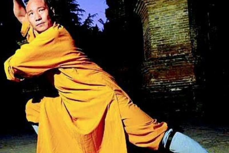 前少林武僧總教頭釋延魯,出面指控少林方丈私生活有問題。